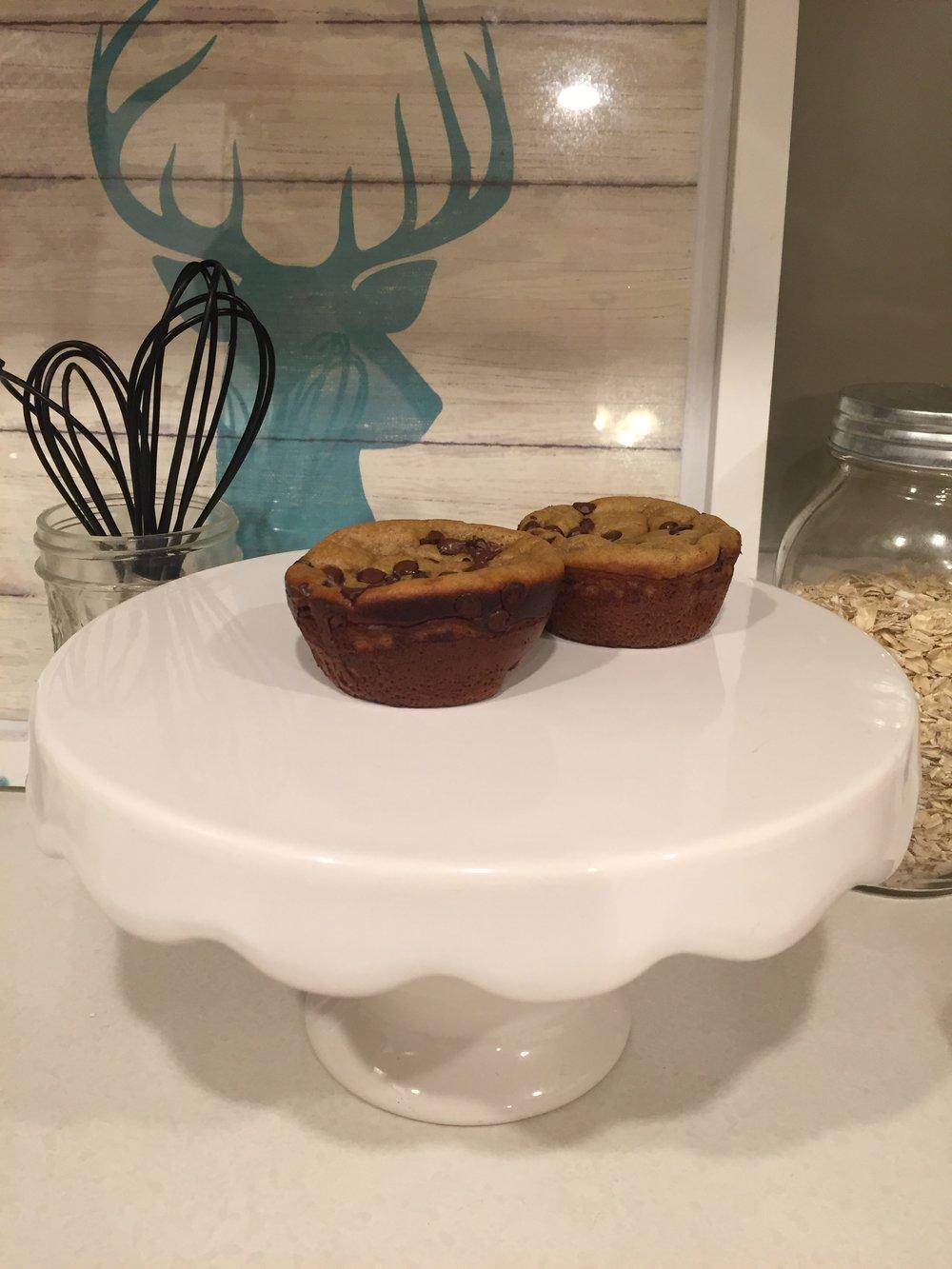5 Ingredient Power Muffins