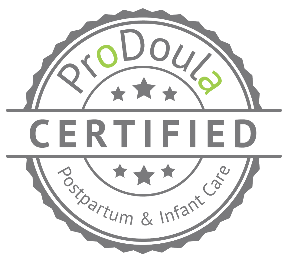ProDoula Certified Postpartum & Infant Care Doula