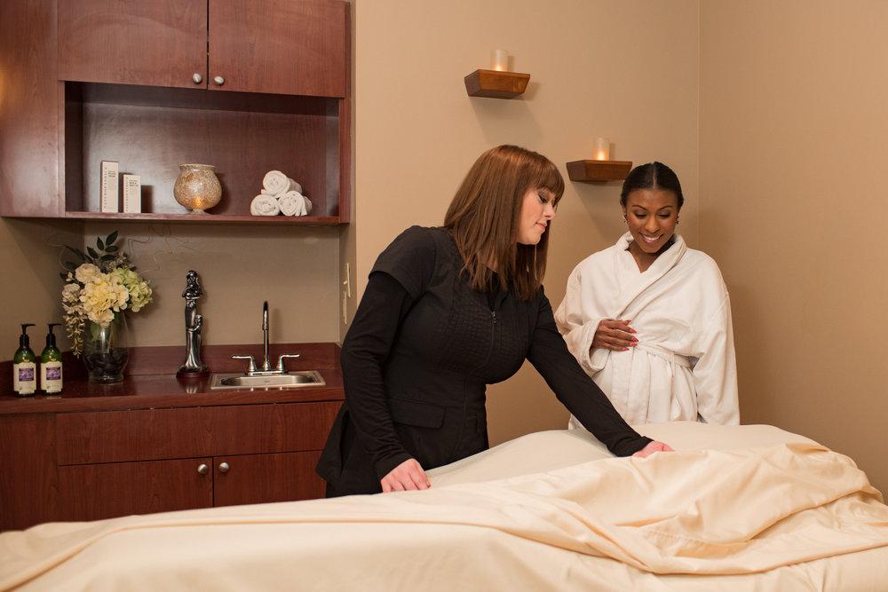 Becoming Mom Spa Prenatal Massage Cincinnati Dayton