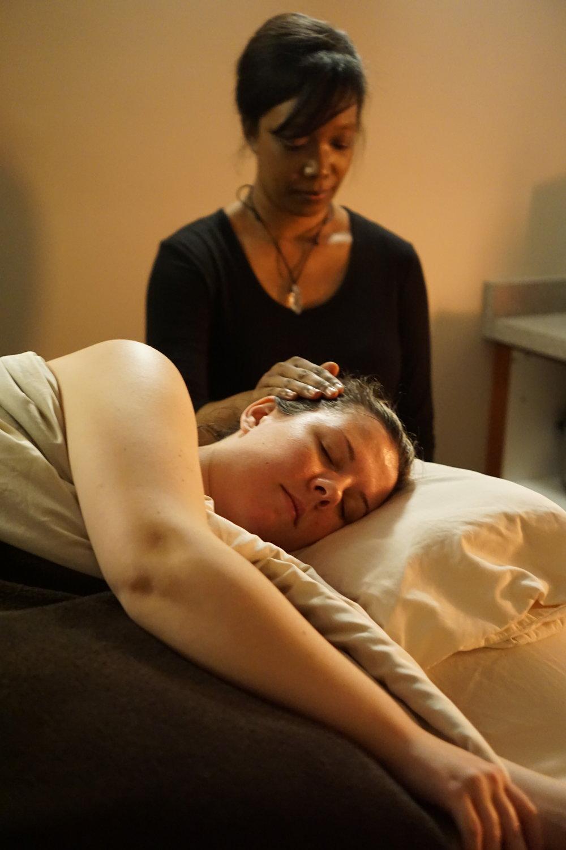 Conception Prenatal Massage