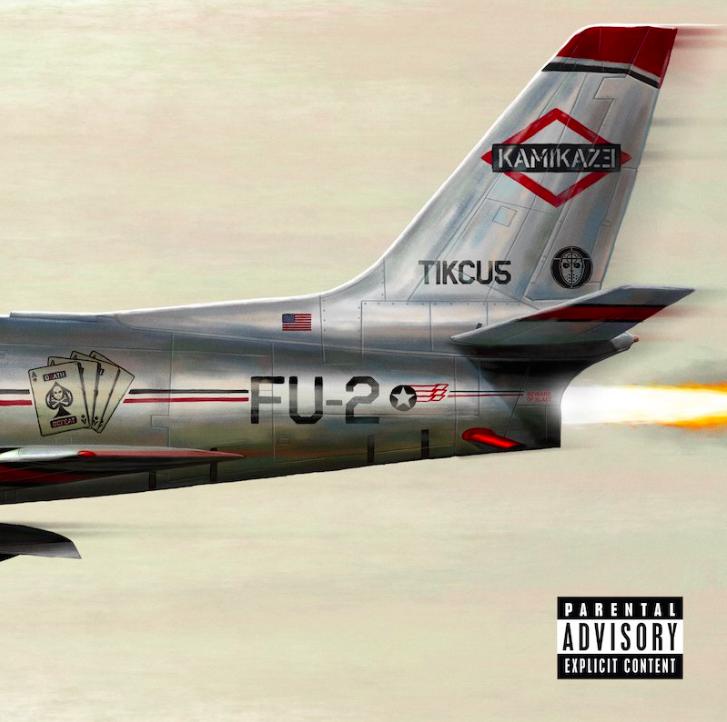 5. Eminem - Kamikaze