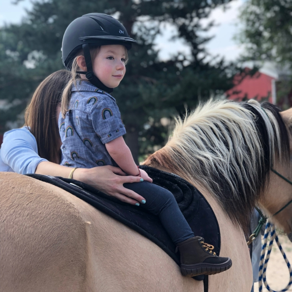 Speech Therapy with the use of Hippotherapy in Boulder CO