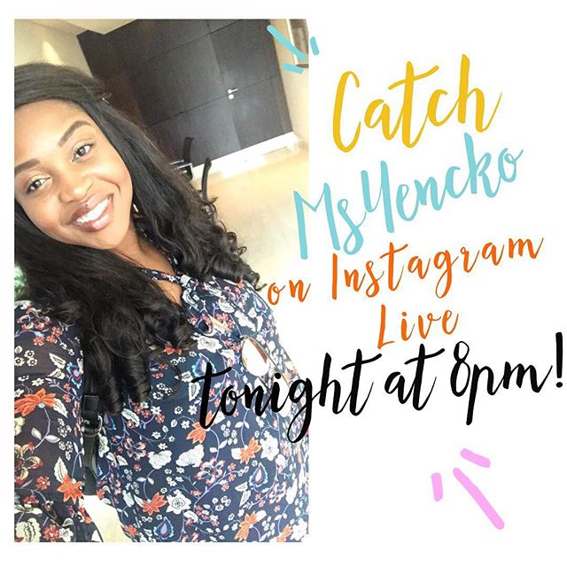 Happy New Year again beautiful people! Catch yours truly tonight at 8pm cst as we talk about committing 2018 into God's hands! #instalive #2018 #2018goals
