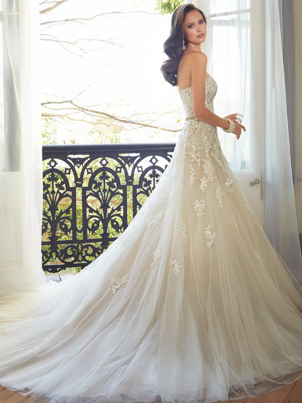 Sophia Tolli Style Y11552 Mestads Bridal And Formalwear