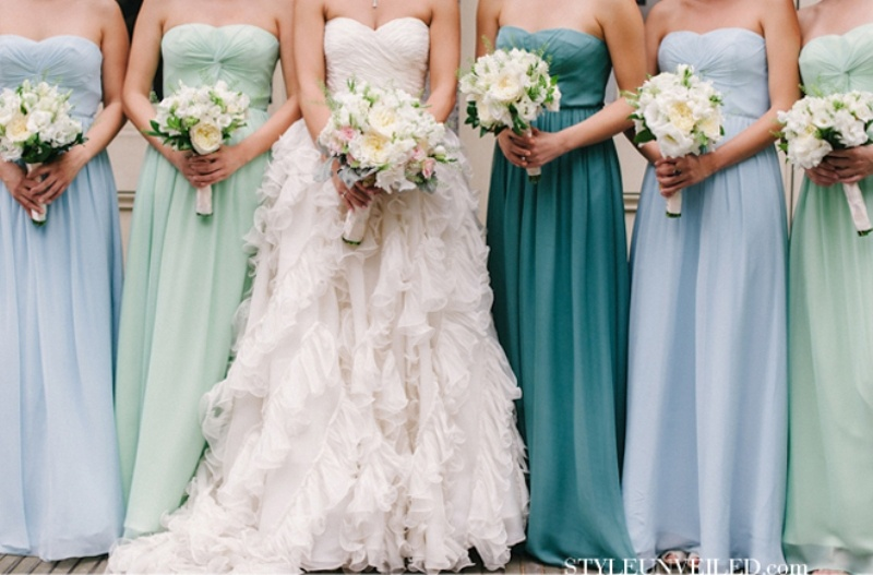 Sister\' Gowns For Your Bridesmaids — MESTAD\'S BRIDAL AND FORMALWEAR