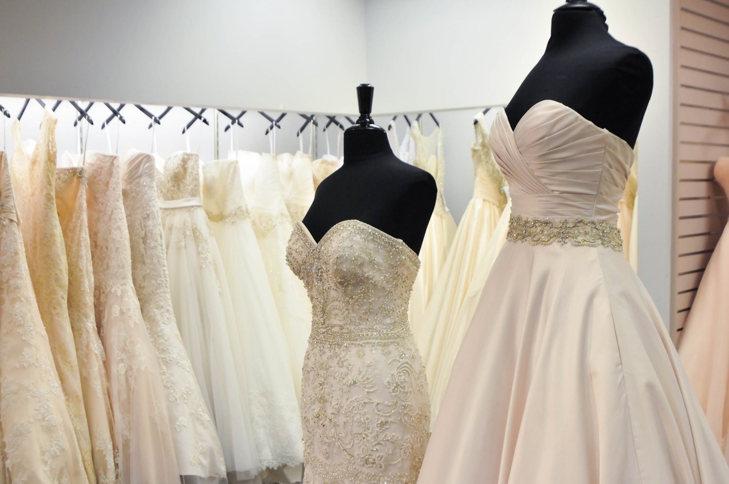 Bridal Boutique — MESTAD\'S BRIDAL AND FORMALWEAR