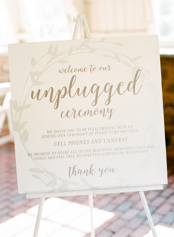Unplugged Ceremonies