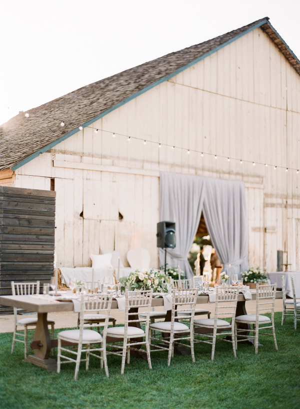 Modern Take On Rustic Weddings