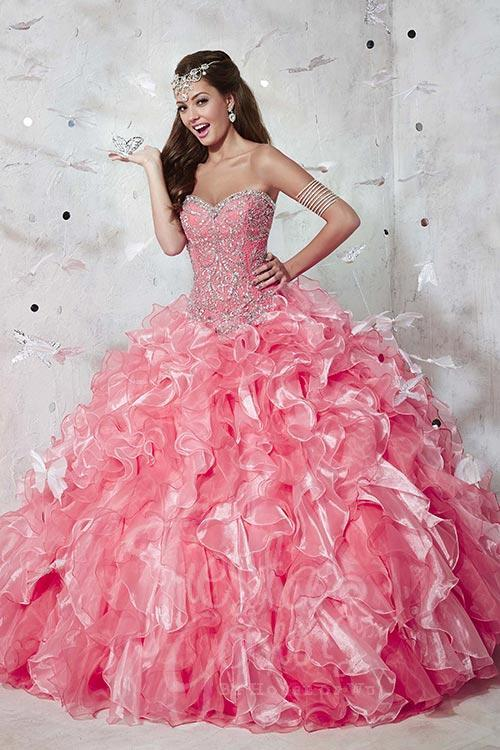 FIESTA GOWNS STYLE #56270 — MESTAD\'S BRIDAL AND FORMALWEAR