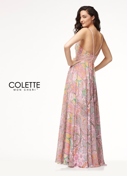 COLETTE STYLE #CL18293 — MESTAD\'S BRIDAL AND FORMALWEAR