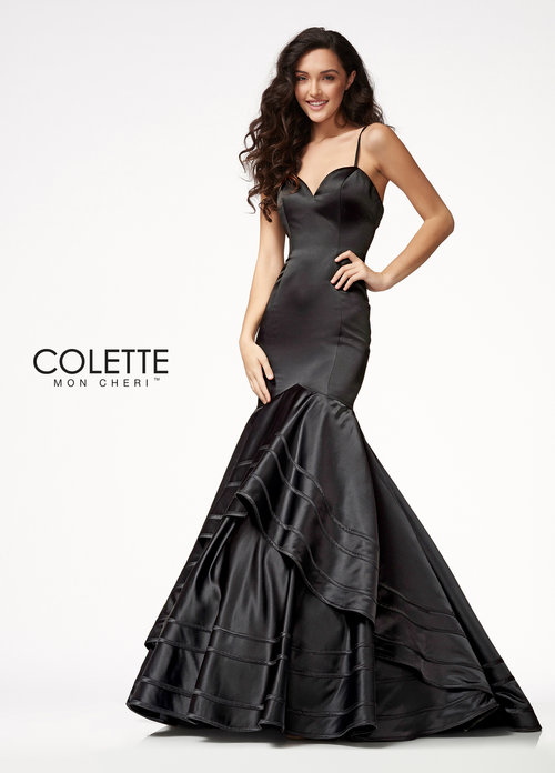 COLETTE STYLE #CL21714 — MESTAD\'S BRIDAL AND FORMALWEAR