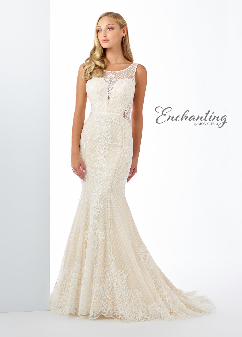 aafbccdbd0 ENCHANTING STYLE #119107 — MESTAD'S BRIDAL AND FORMALWEAR