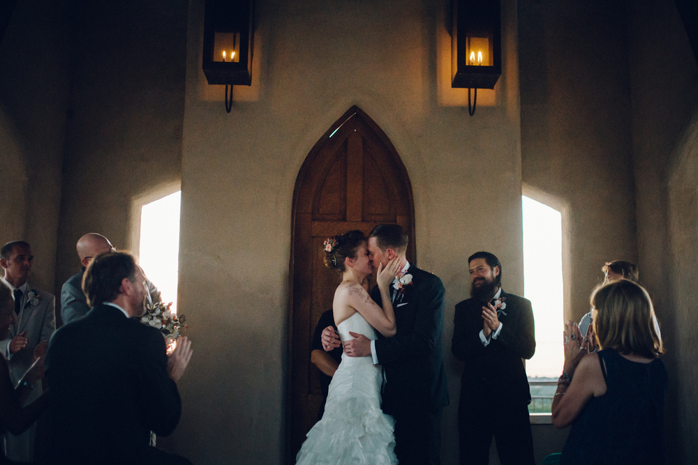 Chapel Dulcinea Austin Wedding