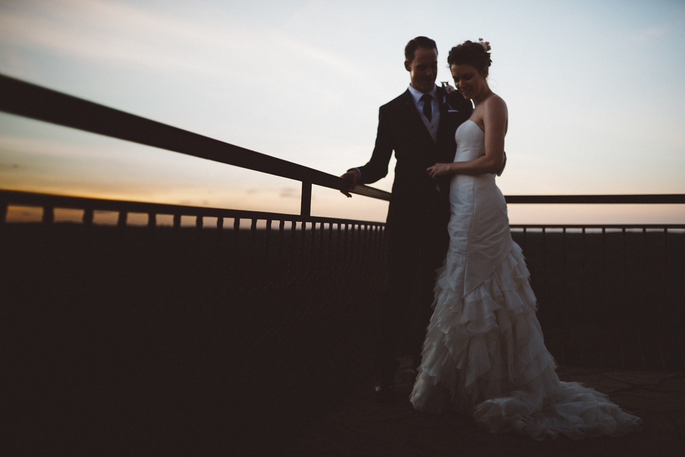Chapel Dulcinea Austin Sunset Wedding