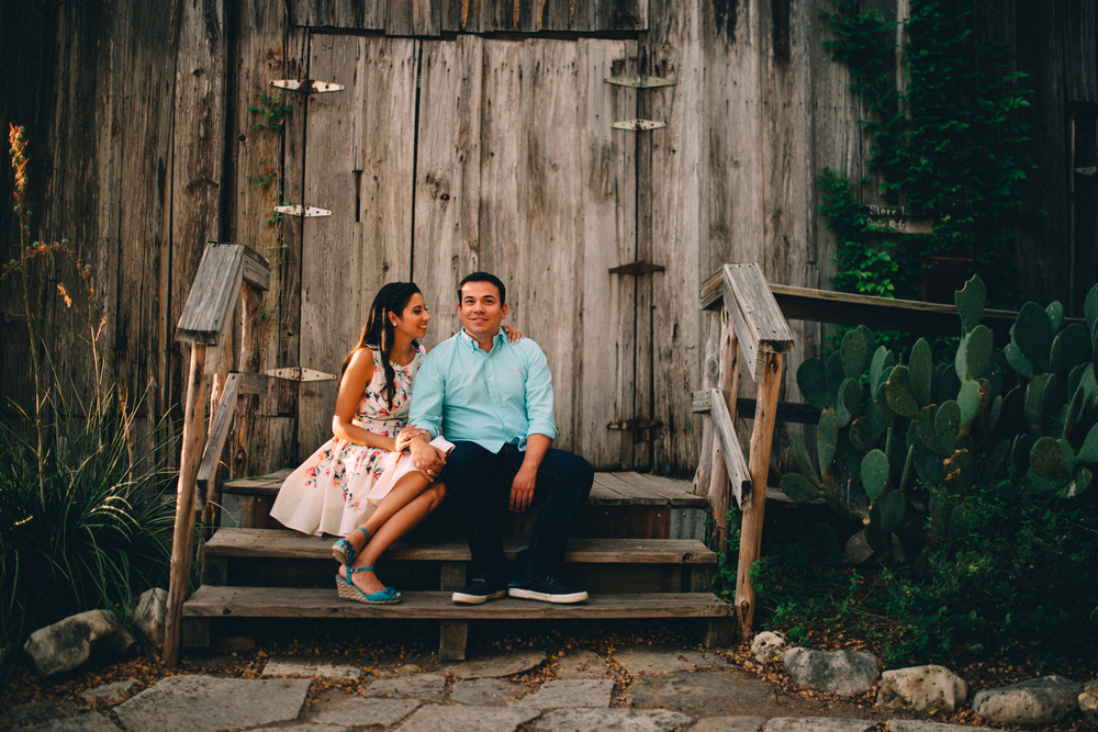Gruene Engagement Shoot
