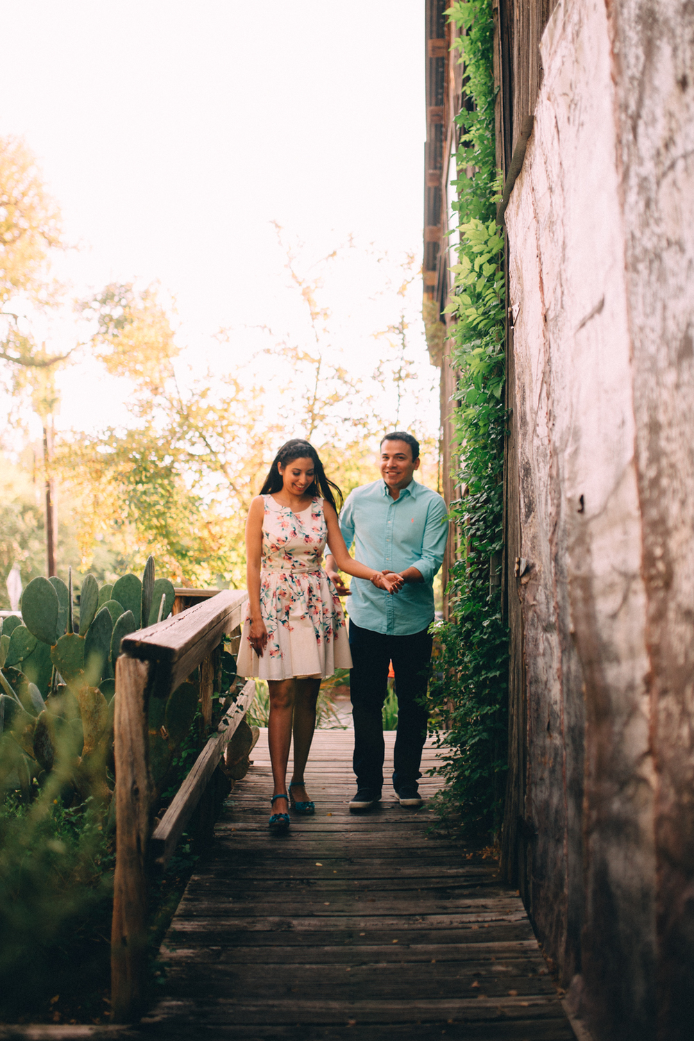Gruene Texas Engagement