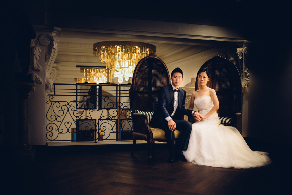 St Anthony Hotel Wedding Photography