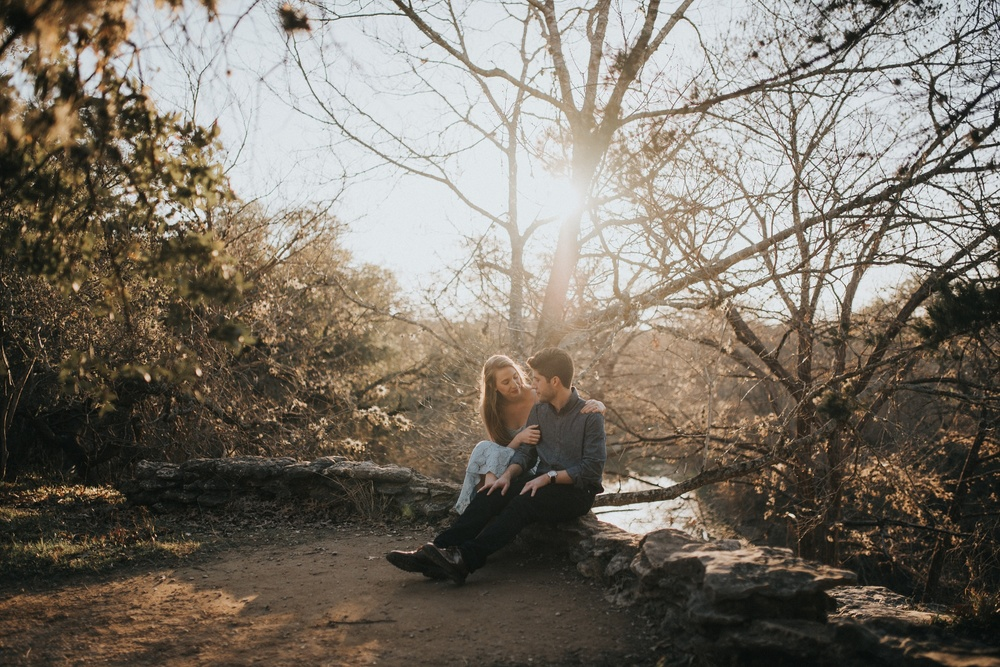 Nature Engagement Photography