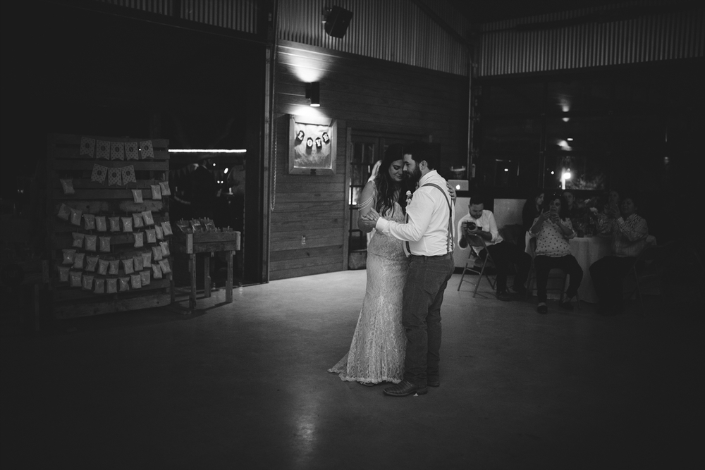 Zedler Mill Wedding First Dance