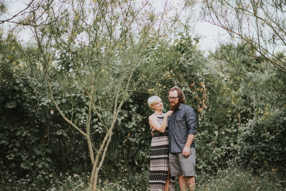 Fine Art Engagement Photography