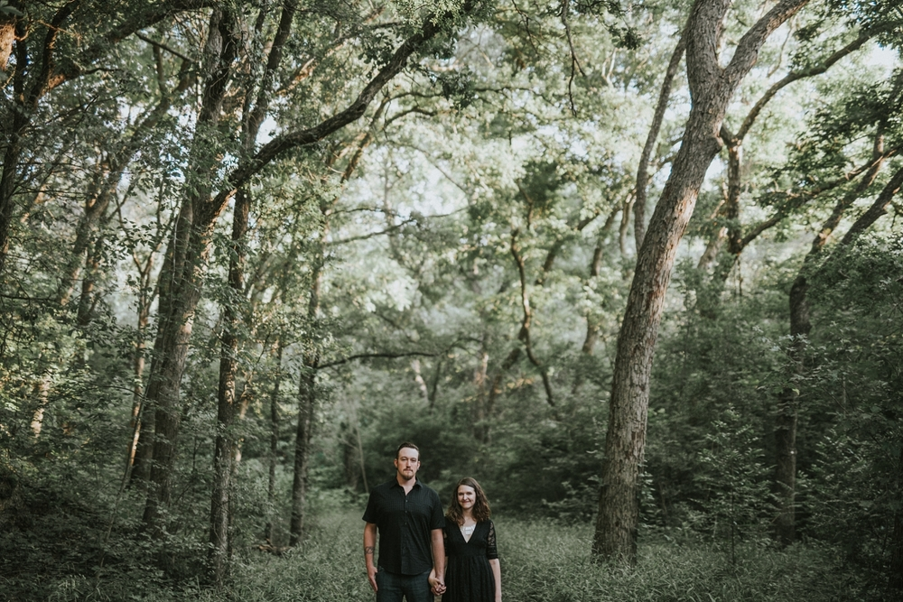 Mayfield Park Engagement by Donny Tidmore Photography