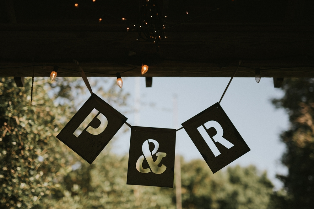 New Braunfels Wedding Details