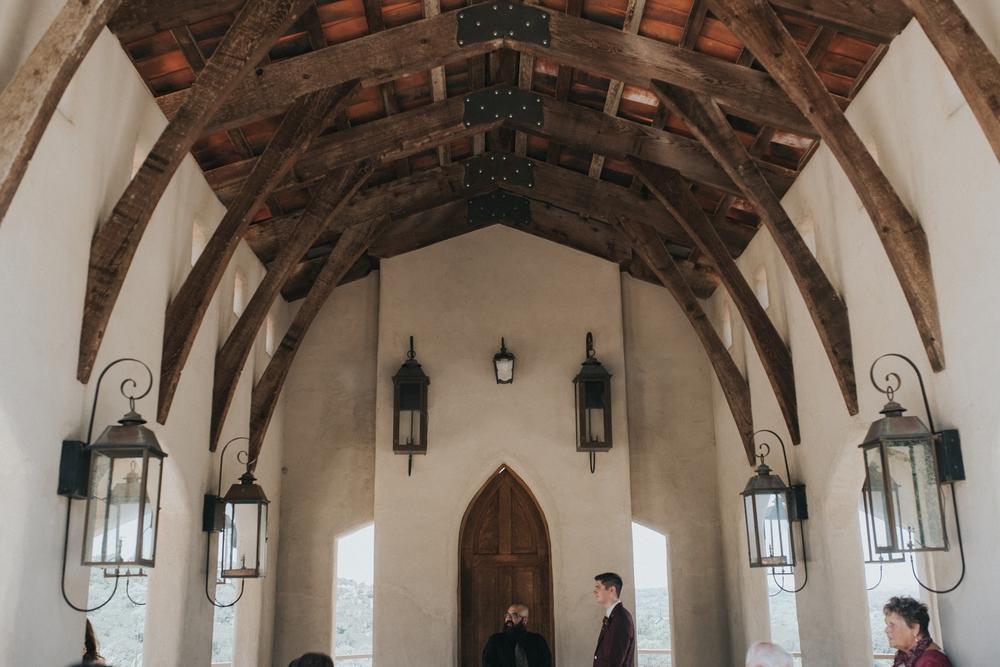 Chapel Dulcinea groom