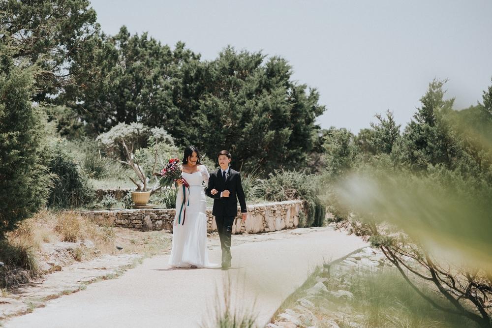 Chapel Dulcinea Wedding