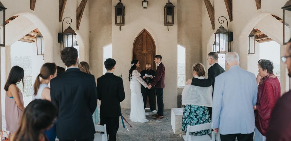 Chapel Dulcinea Austin Wedding