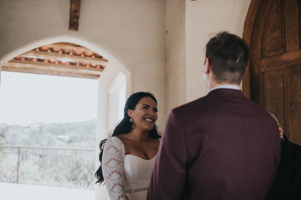 Happy Bride in Austin