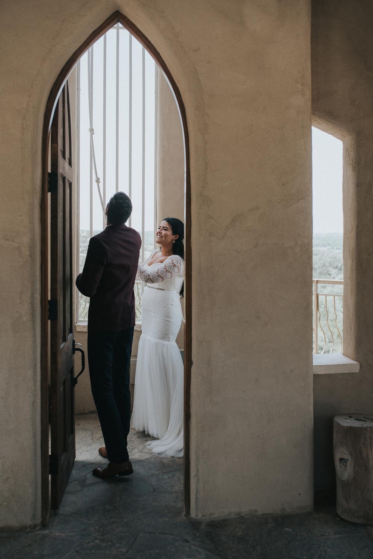 Chapel Dulcinea Wedding Bells