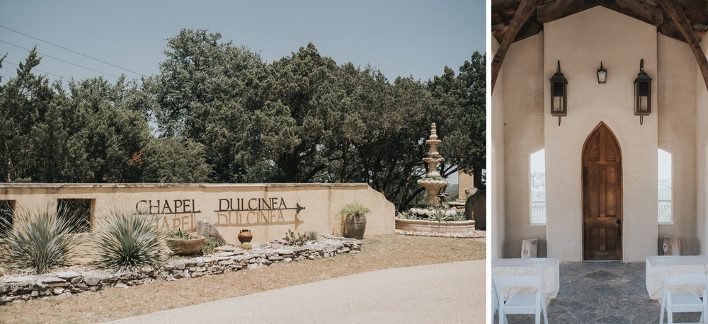 Chapel Dulcinea Austin