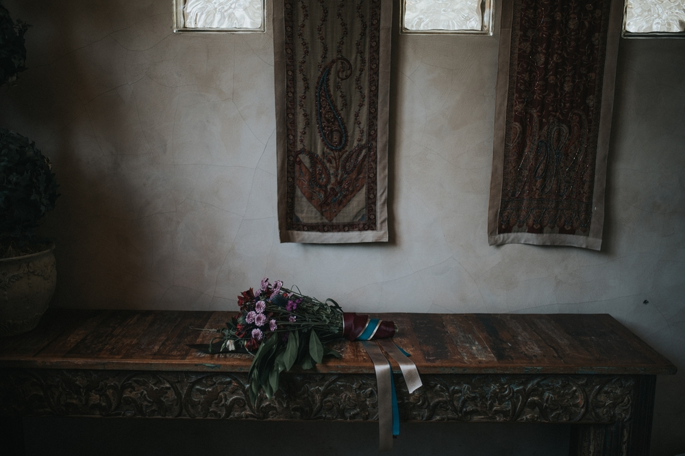 Chapel Dulcinea Wedding Bouquet