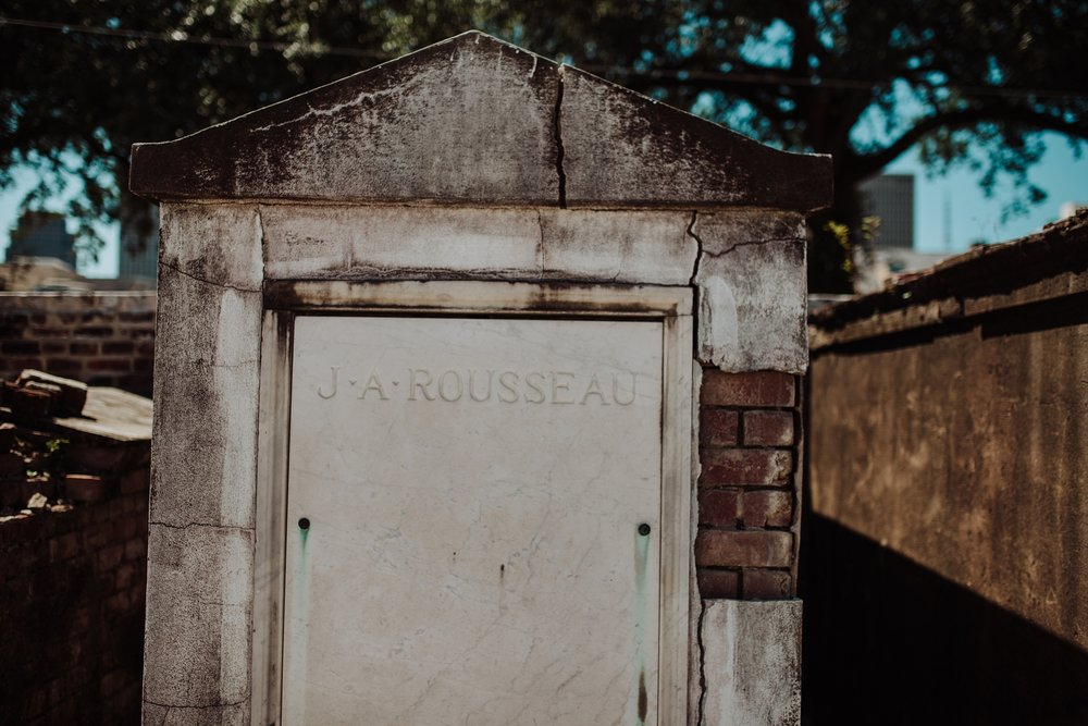 New Orleans St Louis Cemetery #2