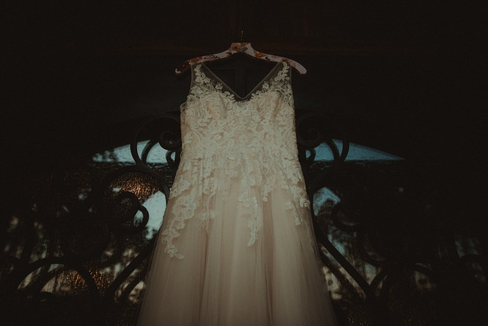 Beholden Wedding Dress