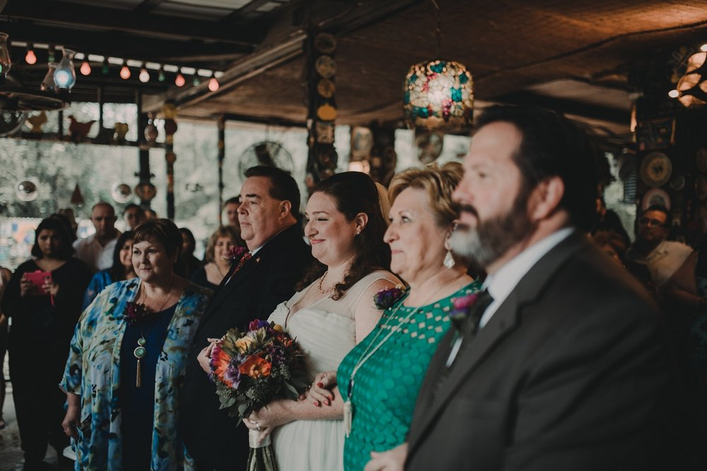 casa rio de colores wedding