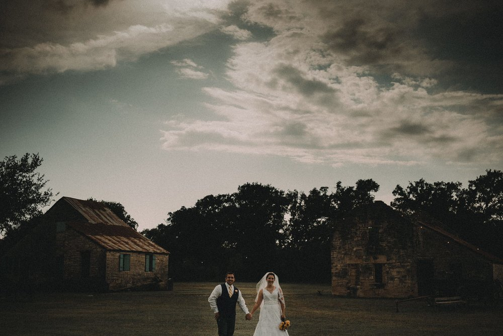 San Antonio Wedding at The 1850 Settlement
