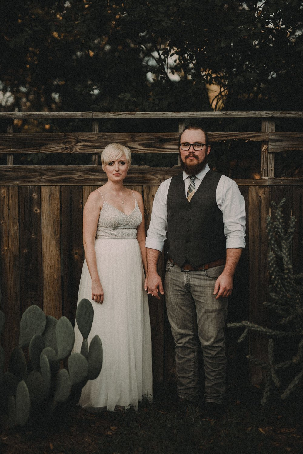 Downtown Austin Wedding at Vuka