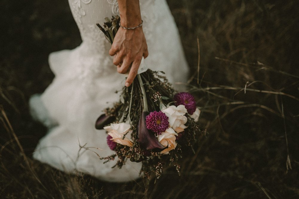 Austin Bridal Portraits at McKinney Falls
