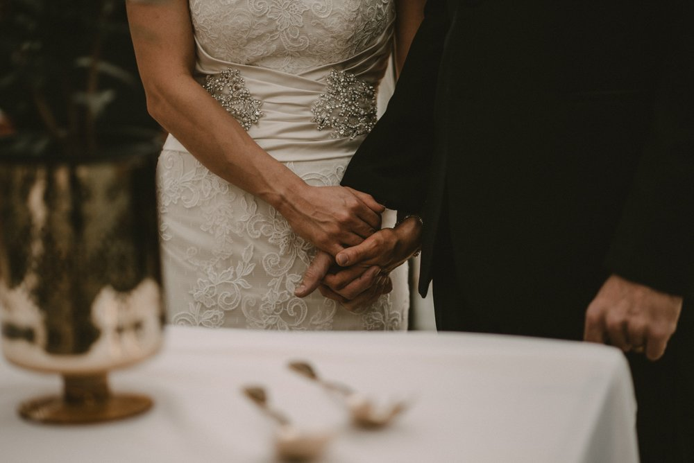Texas Hill Country Wedding Details