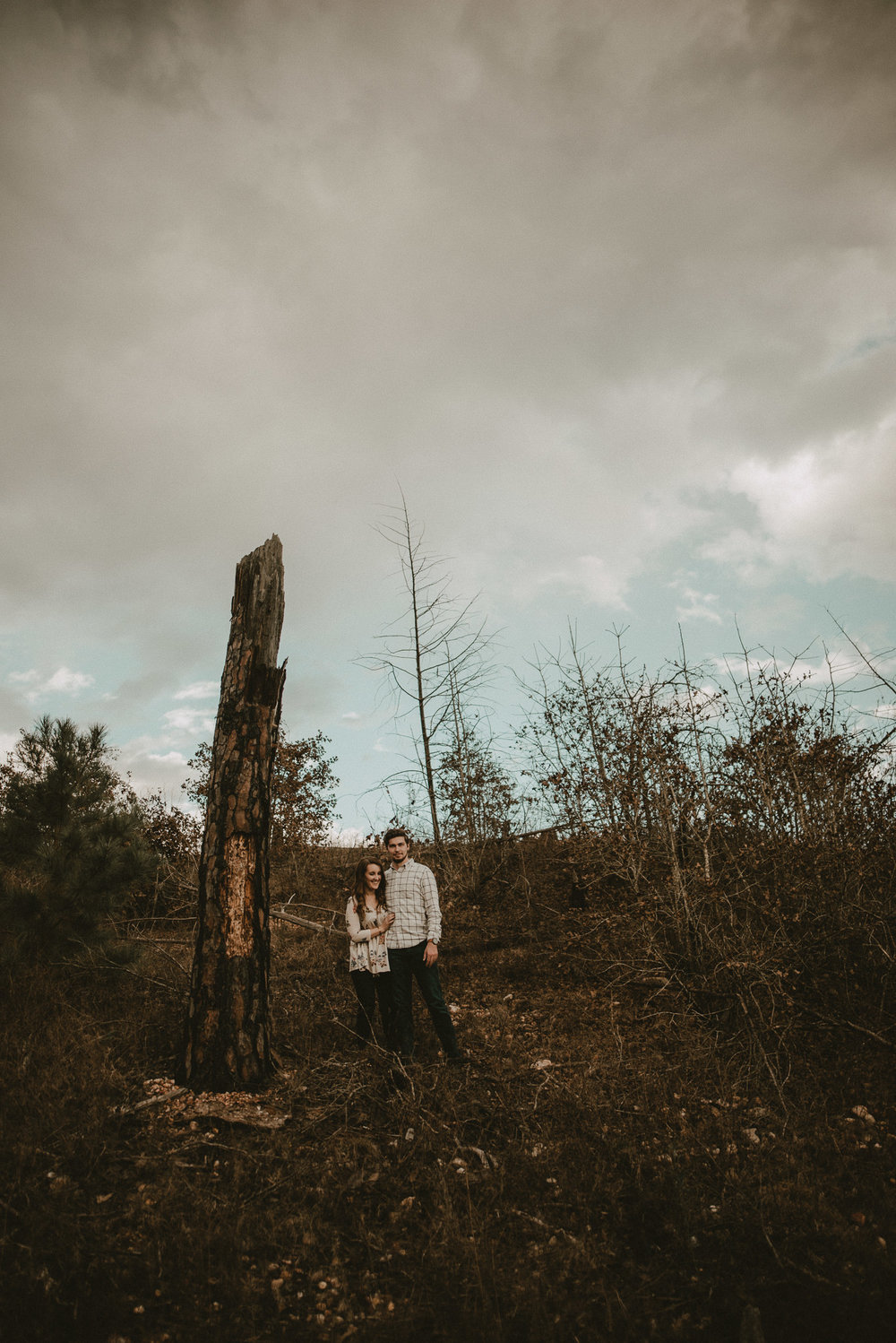 Bastrop State Park couples photos
