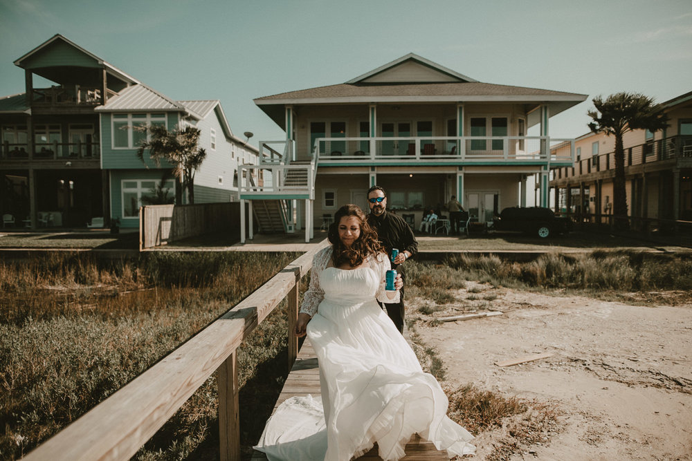 Rockport Texas Wedding