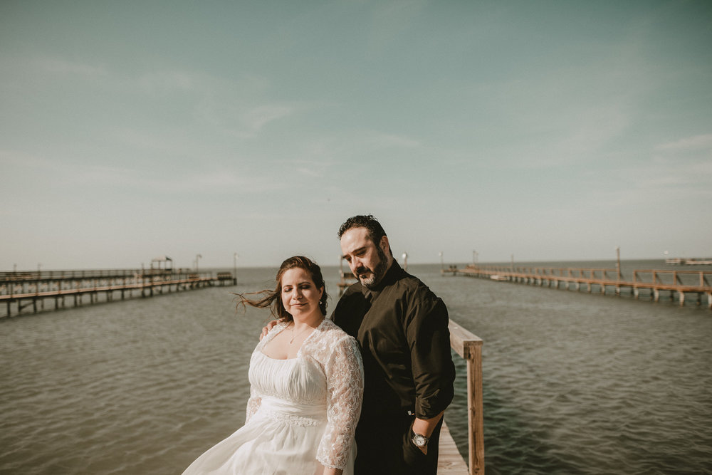 Rockport Texas Wedding Photos