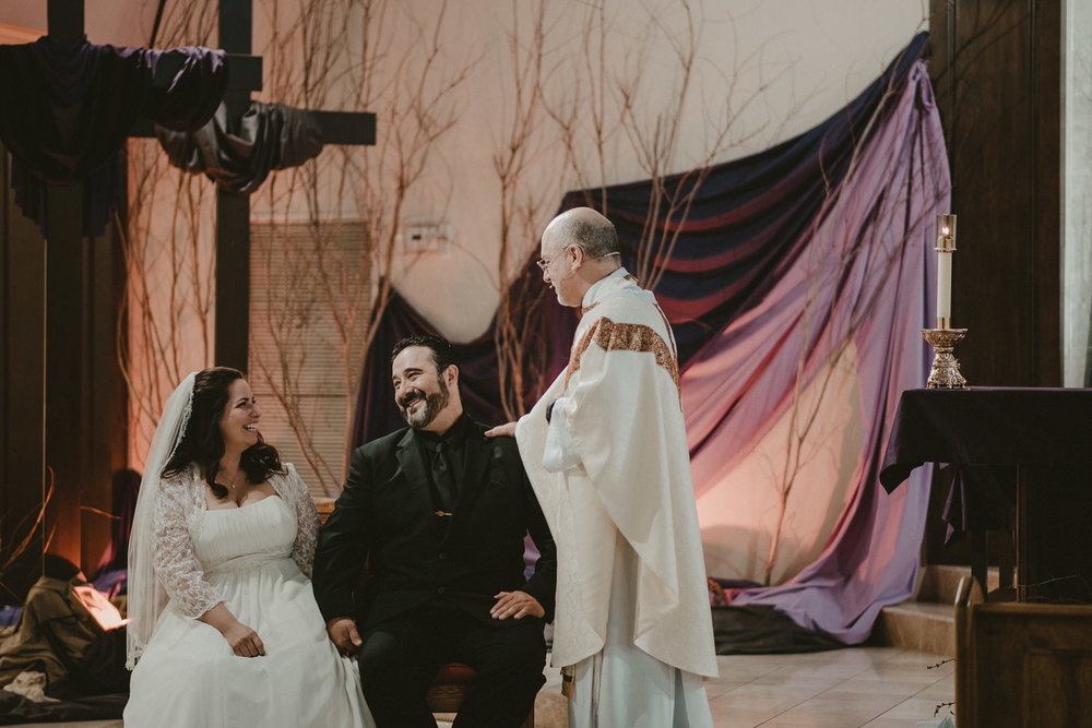 Corpus Christi Wedding Ceremony
