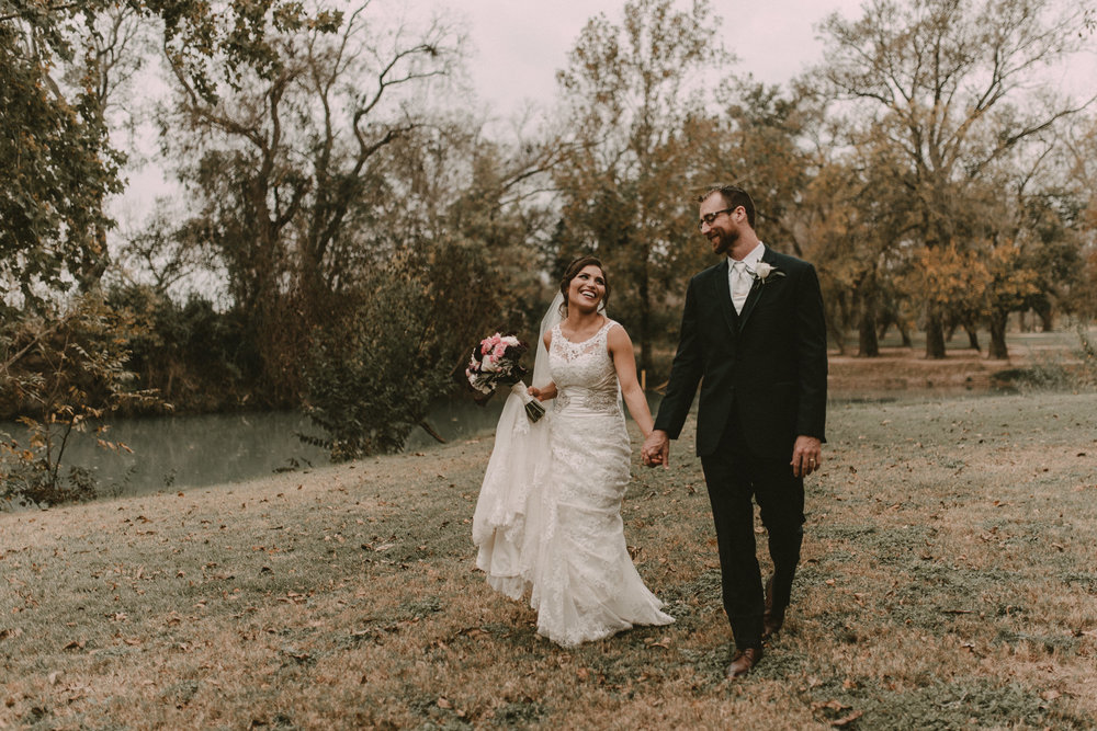 Wedding at Zedler Mill in Luling Texas