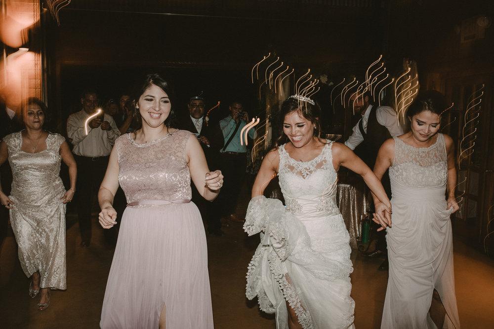 Texas Wedding Dance Party