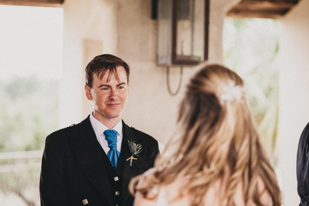 A wedding at Chapel Dulcinea