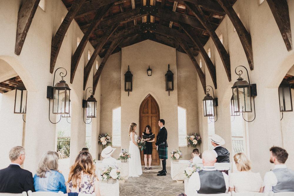 A Scottish Wedding In Austin, TX