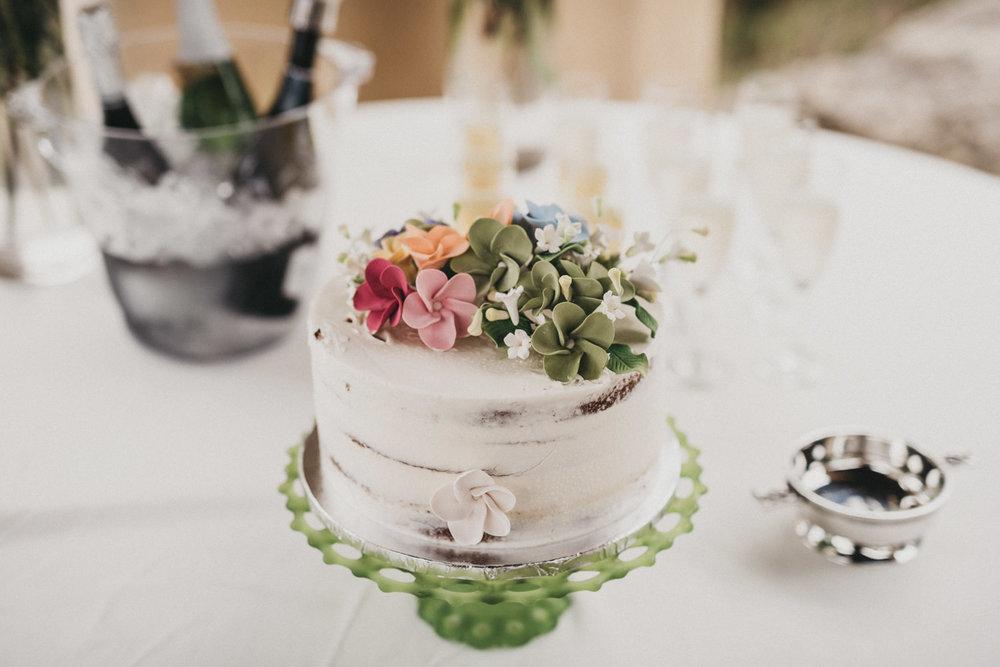 Wedding Cake from Mandolas