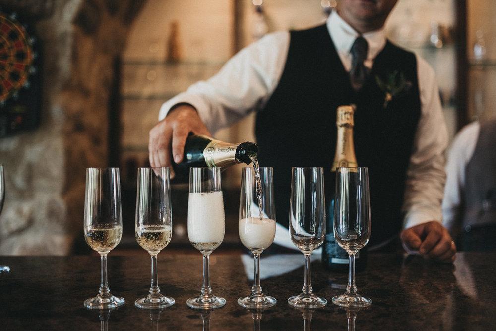 Wedding Champagne